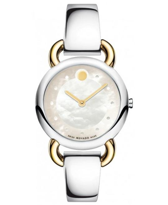 MOVADO Linio Mother of Pearl Ladies Watch 30mm