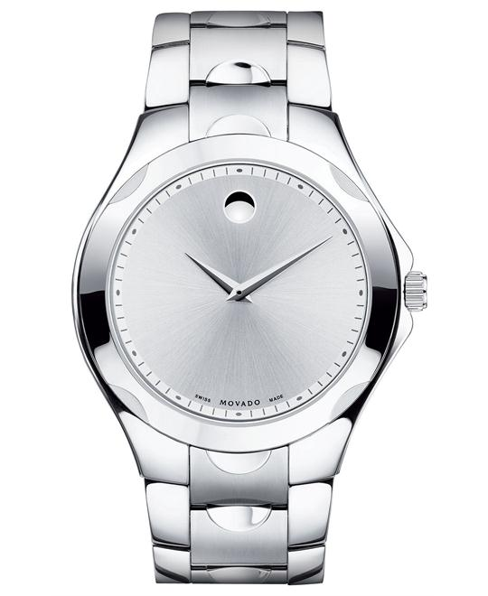 Movado Swiss Luno Sport Watch 40mm
