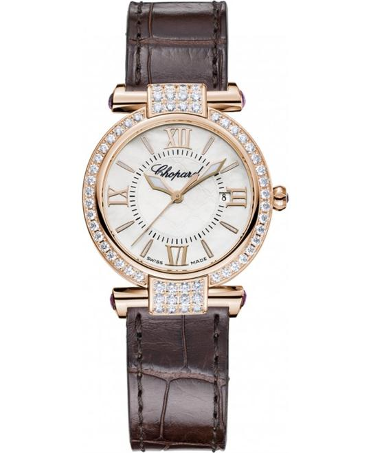 Chopard Imperiale 384238-5003 18-Karat Diamonds 28mm