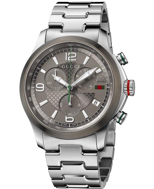 Gucci G-Timeless  Men's Stainless Steel watch 44mm