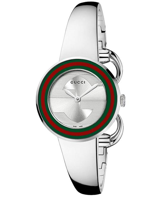 Gucci U-Play  Women's  Stainless Steel Watch 27mm