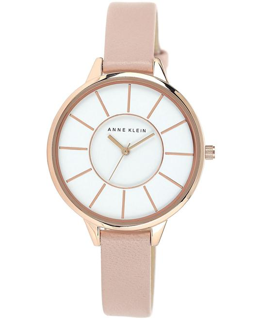 Anne Klein Women's Light Pink Watch 38mm