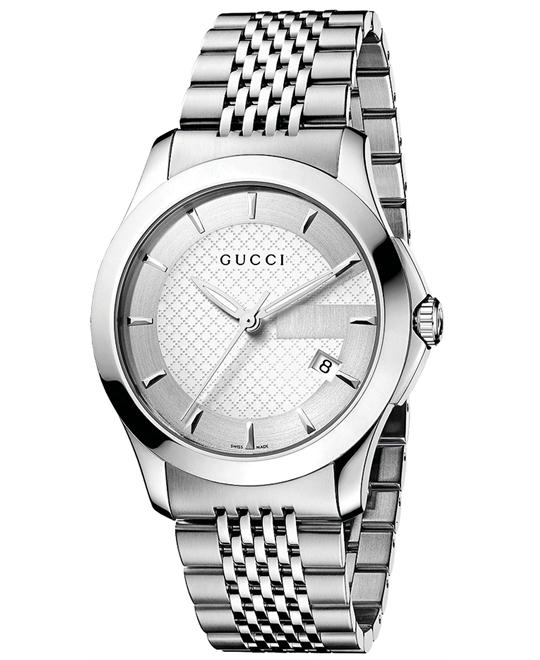 Gucci G Timeless Swiss Stainless Steel watch 38mm