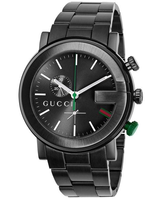 Gucci G-Chrono  Men's Stainless Steel  Watch 44mm