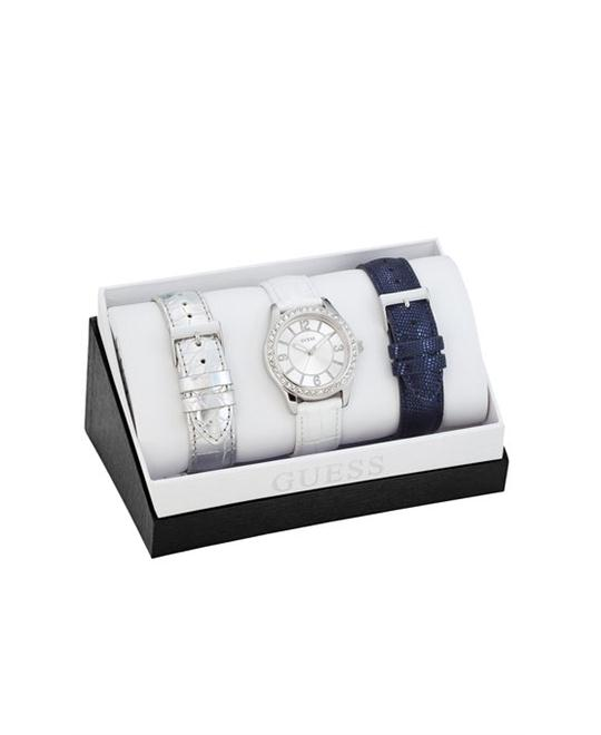 GUESS Interchangeable Women's Watch Set 37mm