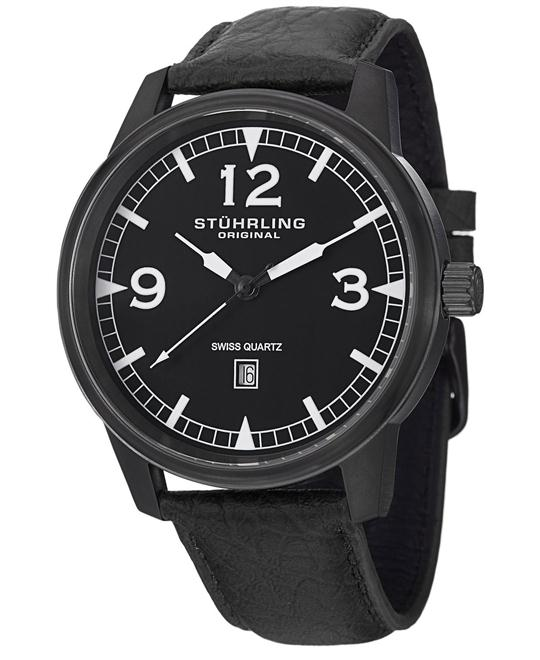 Stuhrling Original 1129Q.04 Men's Swiss 48mm