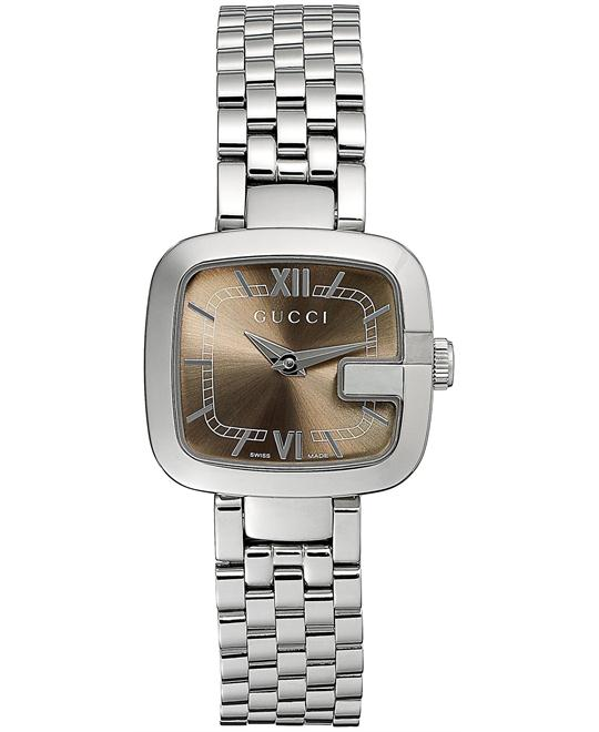 Gucci G Gucci  Women's Stainless Steel Watch 24mm