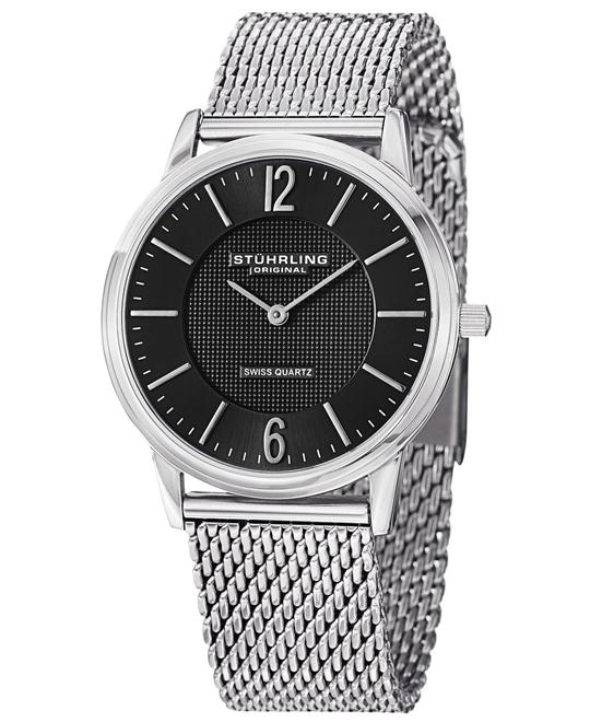 Stuhrling Original 122.33111 Men's Swiss 38mm