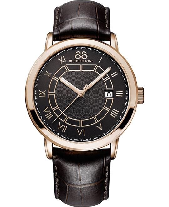 88 RUE DU RHONE Double 8 Origin Watch 42mm