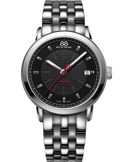 88 Rue du Rhone Men's  Swiss Automatic Stainless steel 35mm