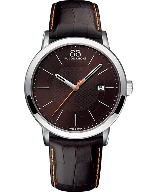 88 Rue du Rhone Double 8 Origin Men's Watch 42mm