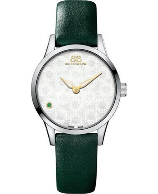 88 Rue Du Rhone Rive Ladies Watch 32mm