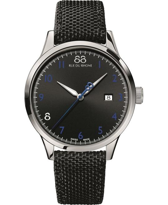 88 Rue Du Rhone Rive Men's Watch 41mm