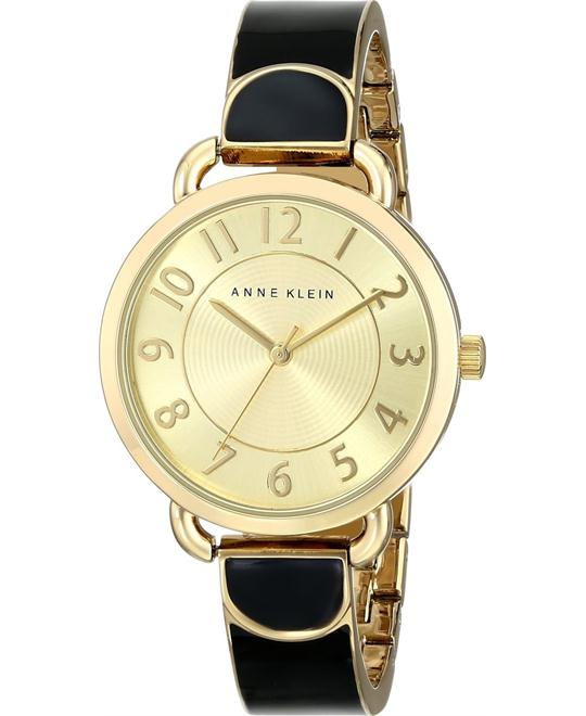 "Anne Klein Women's ""Easy-to-Read"" Bangle Watch 32mm"