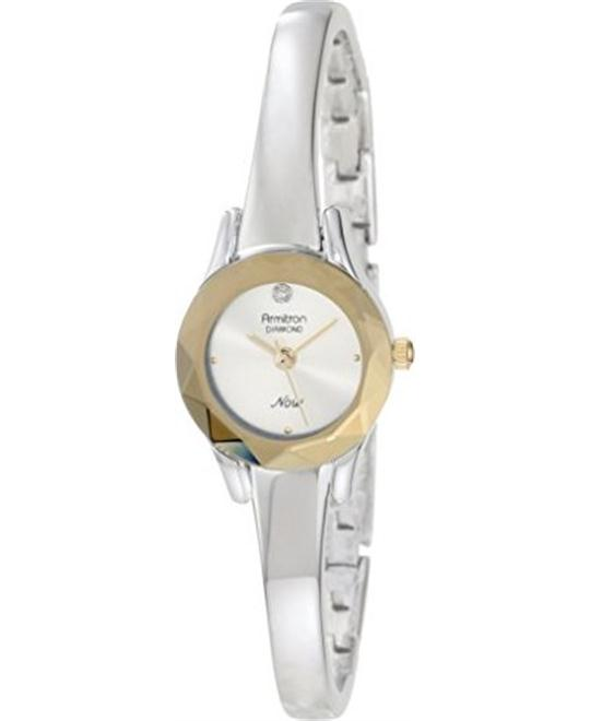 Armitron Exclusive Diamond-Accented Women's Watch 19mm