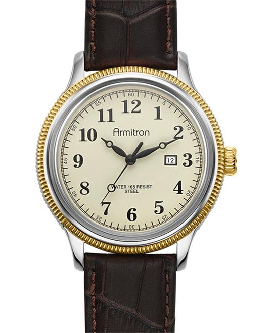 Armitron Men's Two-Tone Watch, 45mm