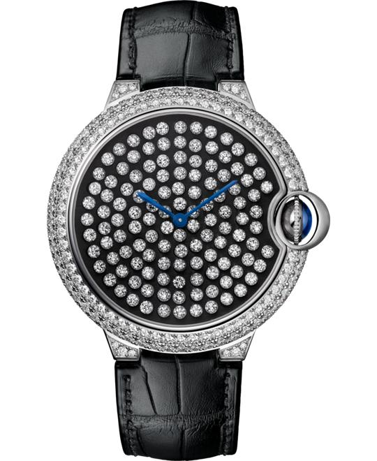 Cartier Ballon Bleu De Cartier HPI01062 Diamonds Watch 42