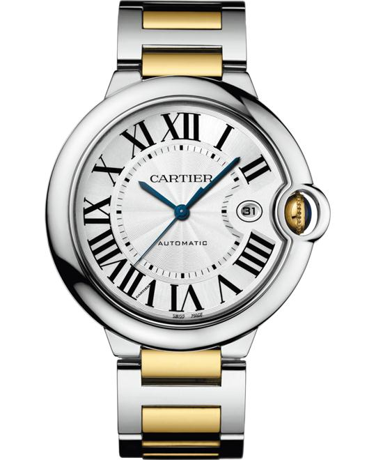 Cartier Ballon Bleu De Cartier W2BB0022 Watch 42