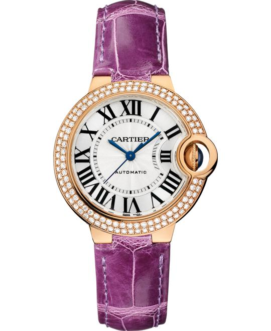 Cartier Ballon Bleu De Cartier WE902066 Diamonds 33