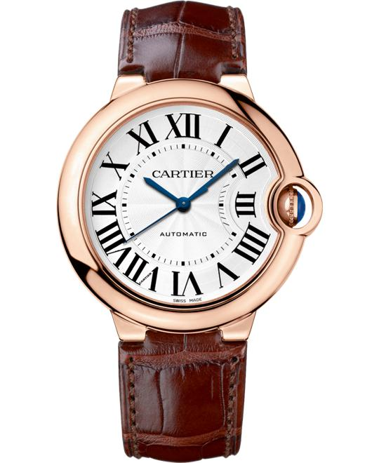 Cartier Ballon Bleu De Cartier WGBB0009 Watch 36