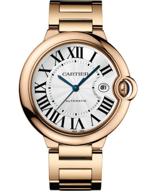 Cartier Ballon Bleu De Cartier WGBB0016 Watch 42