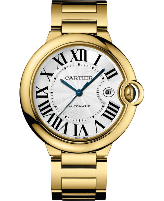Cartier Ballon Bleu De Cartier WGBB0023 Watch 42