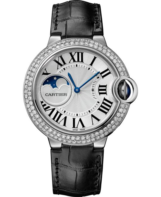 Cartier Ballon Bleu De Cartier WJBB0028 Diamonds 37