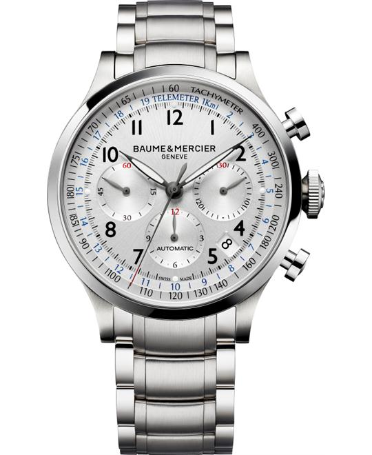 Baume & Mercier Capeland Chrono Watch 44mm