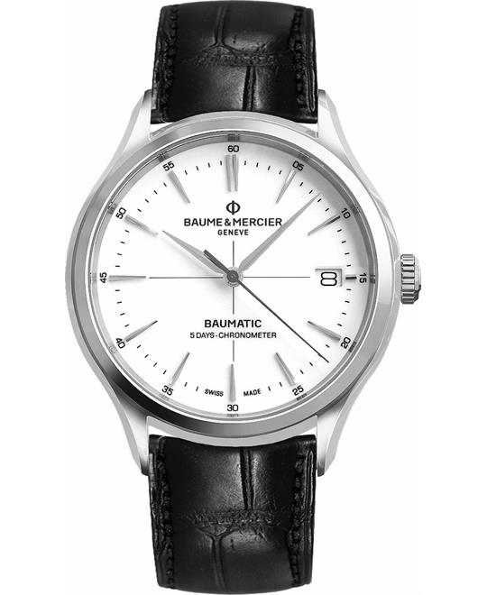 Baume & Mercier Clifton 10436 Baumatic 40mm