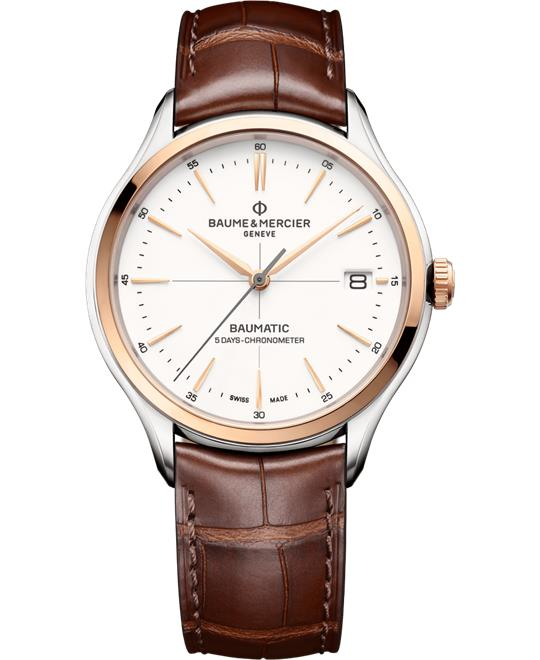 Baume & Mercier Clifton 10519 Watch 40mm