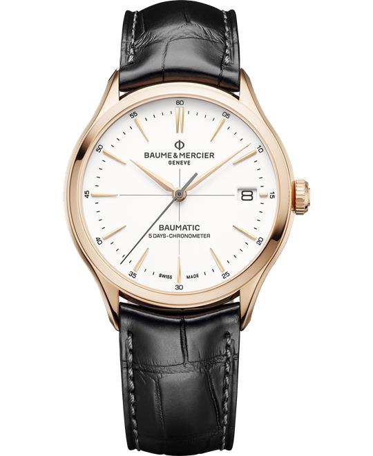 Baume & Mercier Clifton M0A10469 Watch 38.8mm