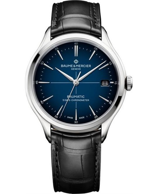 Baume & Mercier Clifton Men's Watch 40mm