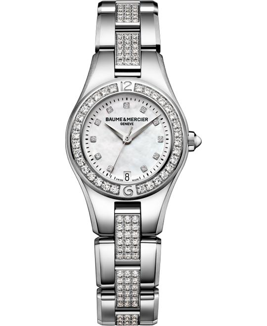 Baume & Mercier Linea 10092 Watch 27