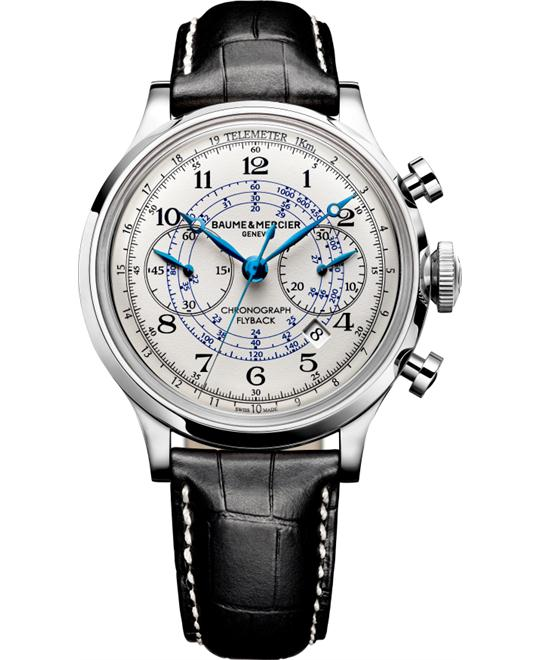 Baume & Mercier Capeland Chronograph Watch, 44mm
