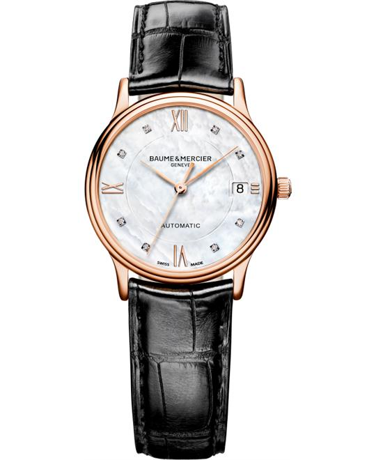 Baume & Mercier Classima 10077 Automatic Watch 33