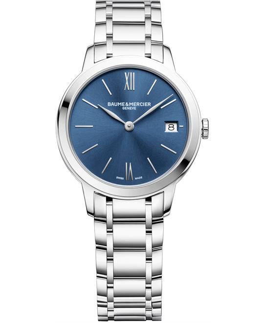 Baume & Mericer Classima 10477 Watch 31mm