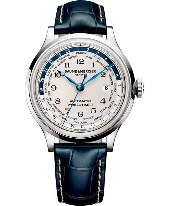 Baume & Mercier Capeland 10106 Blue Watch 44