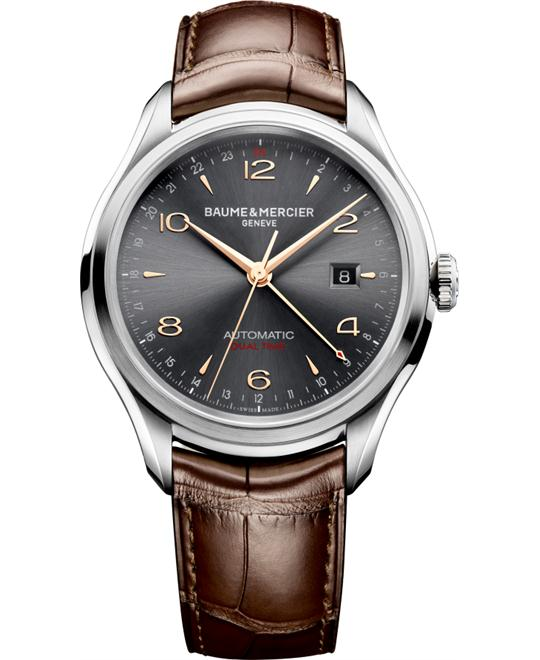 Baume and Mercier Clifton Automatic Watch 43mm