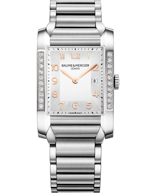 Baume and Mercier Hampton Women's Watch,40mm x 27.1 mm