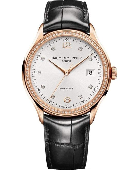 Baume & Mercier Clifton 10194 Automatic Watch 39