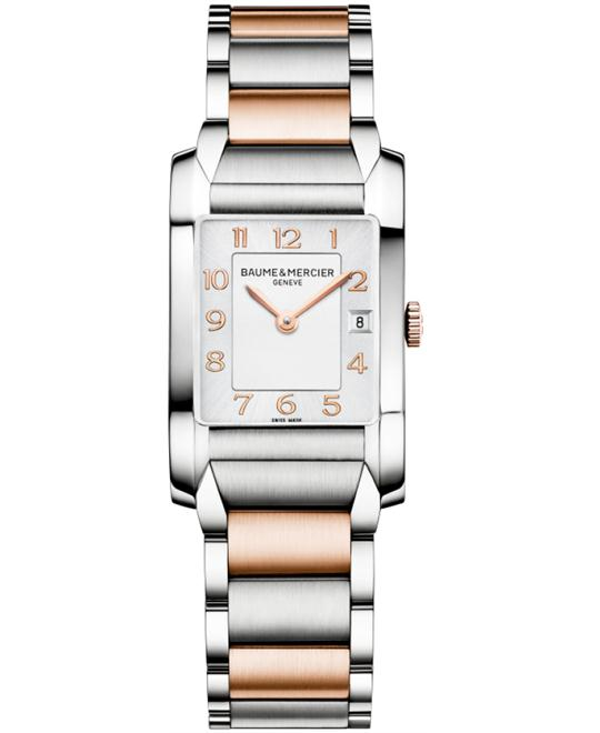 Baume & Mercier Hampton 10108 Watch 34.5 x 22