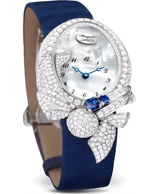 Breguet Les Volants de la Reine GJ28BB8924/DDS8 Watch 33mm