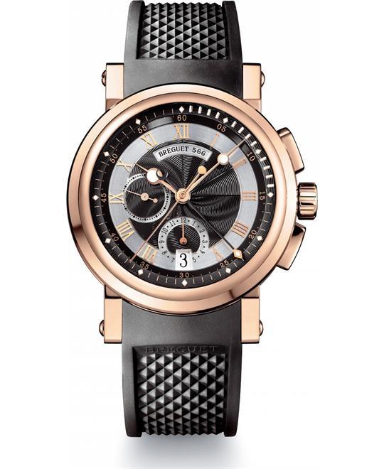 đồng hồ bấm giờ Breguet Marine 5827 5827BR/Z2/5ZU Chronograph 42mm