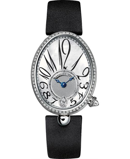 Breguet Reine de Naples 8918bb/58/864.d00d Watch 28.45mm X 36.5mm
