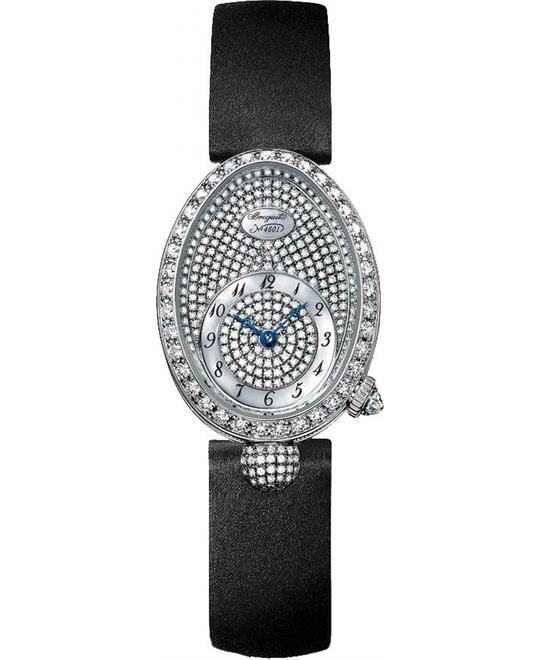 Breguet Reine de Naples Ladies Watch 24.95mm X 33mm