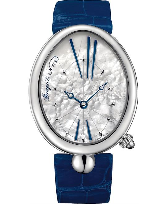 Breguet Reine de Naples  Watch 43.75 x 35.50 mm