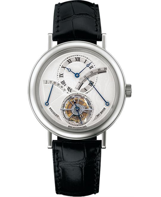 Breguet Tourbillon 3657PT/12/9V6 Power Reserve 39