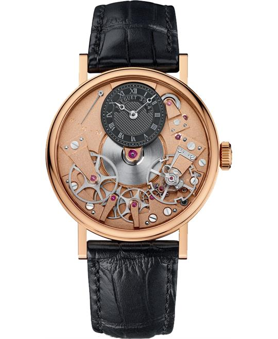 Breguet Tradition 7027BRR99V6 Skeleton Watch 37mm