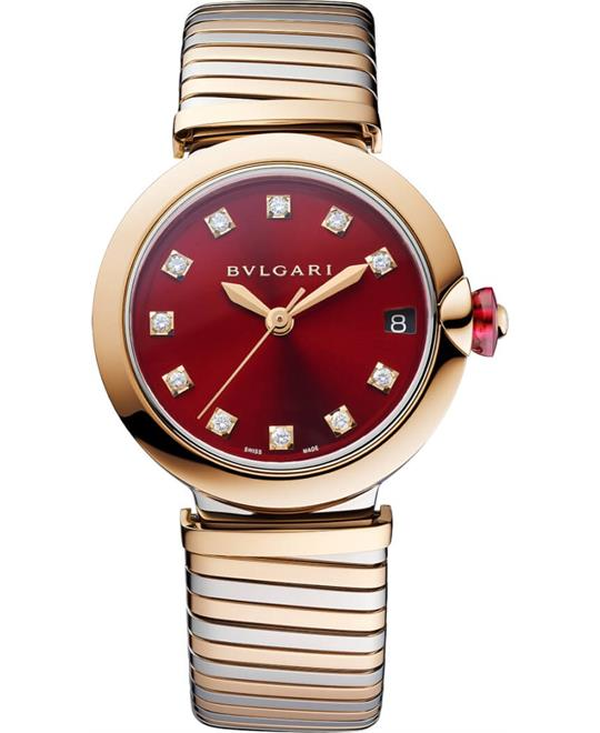 Bulgari Lucea 103123 Automatic 33mm