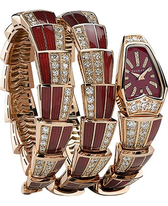 Bulgari Serpenti Jewelery Scaglie 26mm